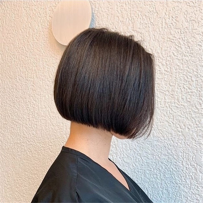Perfect Short Bob Haircuts Ideas to Build Your Own-02