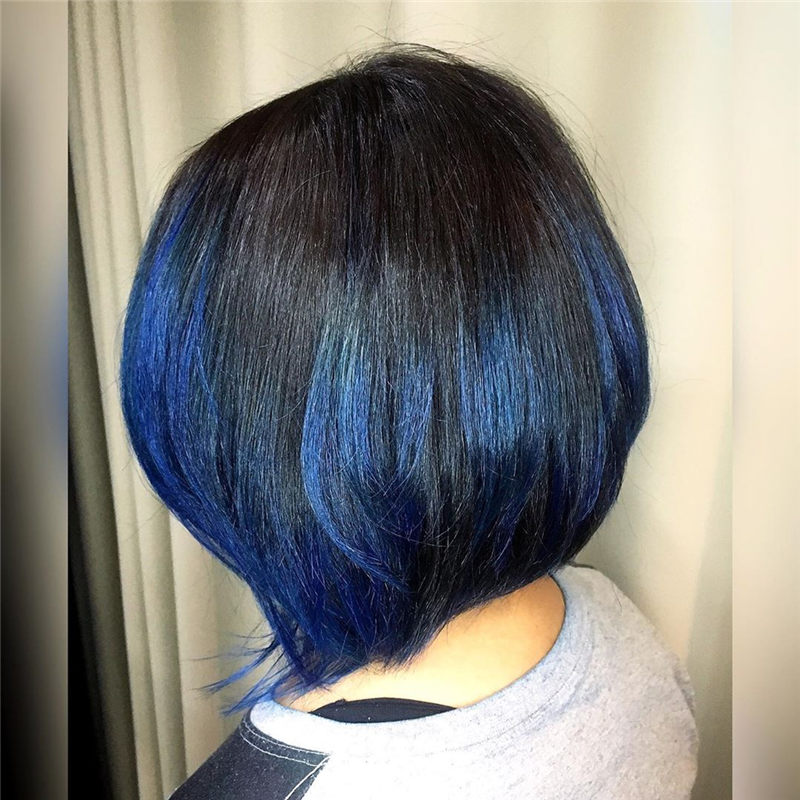 Perfect Short Bob Haircuts Ideas to Build Your Own-07