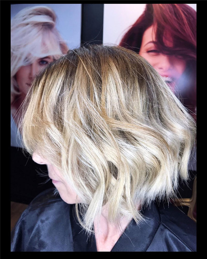 Perfect Short Bob Haircuts Ideas to Build Your Own-22