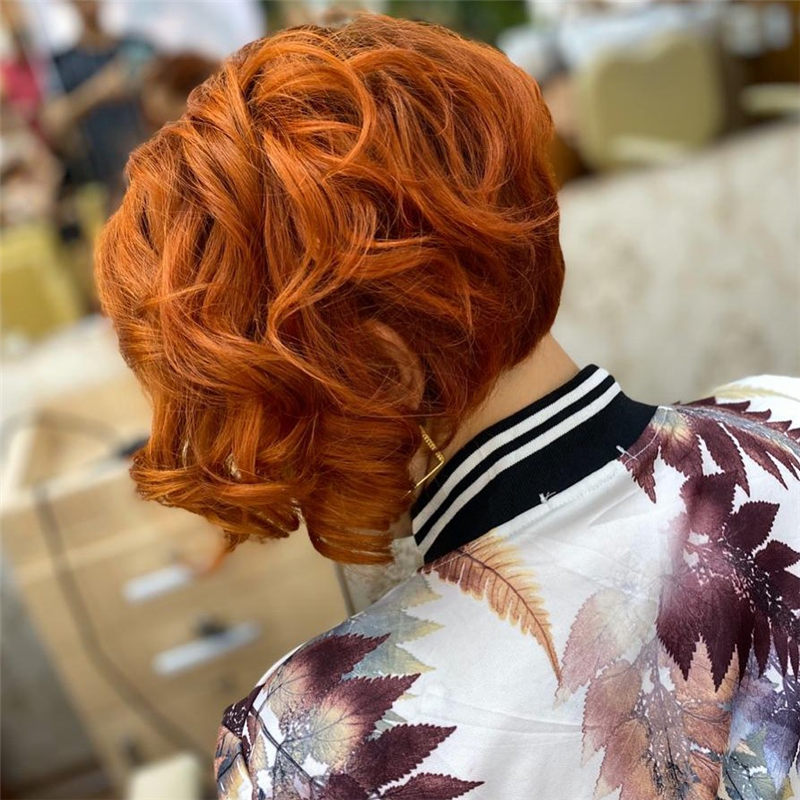 Perfect Short Bob Haircuts Ideas to Build Your Own-45