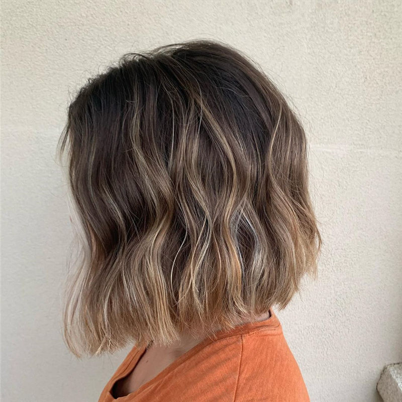 Perfect Short Bob Haircuts Ideas to Build Your Own-48