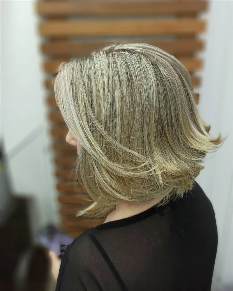 Perfect Short Bob Haircuts Ideas to Build Your Own-49
