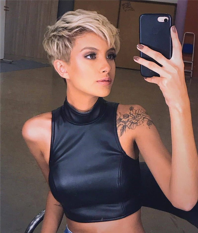 Pretty Pixie Haircuts to Get a Great Look-20