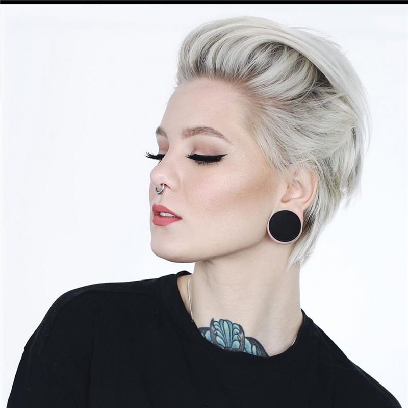 Pretty Pixie Haircuts to Get a Great Look-25