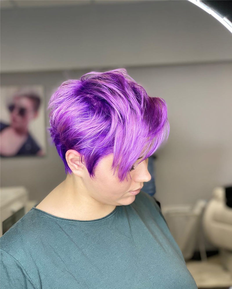 Pretty Pixie Haircuts to Get a Great Look-29