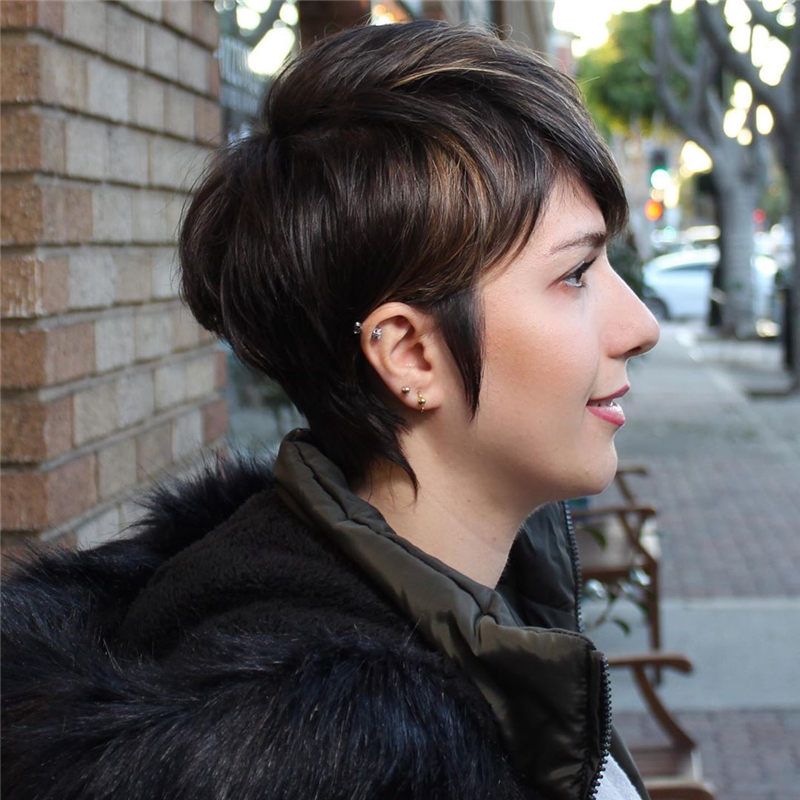 Pretty Pixie Haircuts to Get a Great Look-40