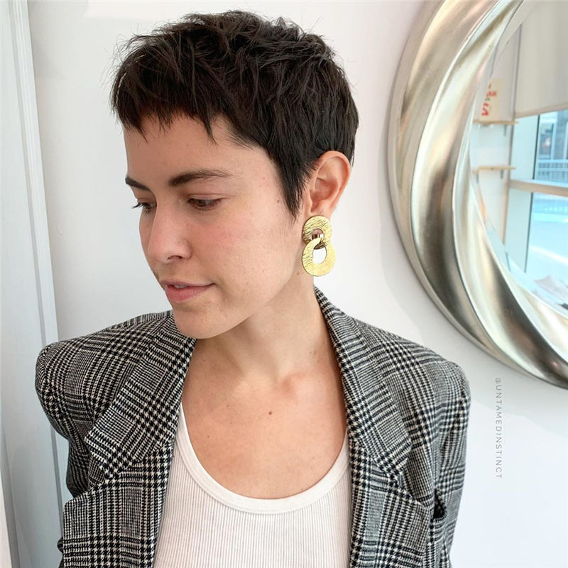 Pretty Pixie Haircuts to Get a Great Look-47