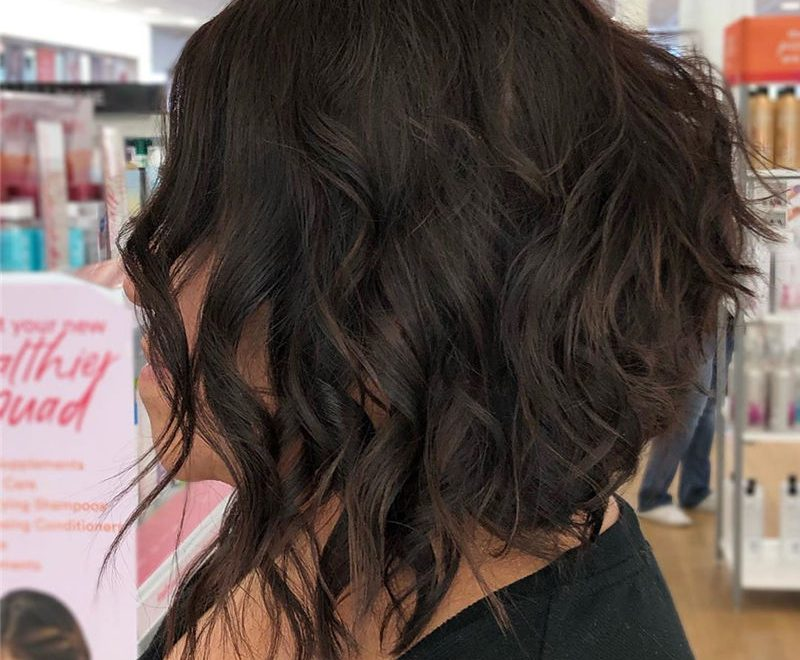 Short Layered Hairstyles to Make Your Hair Look Cool 23