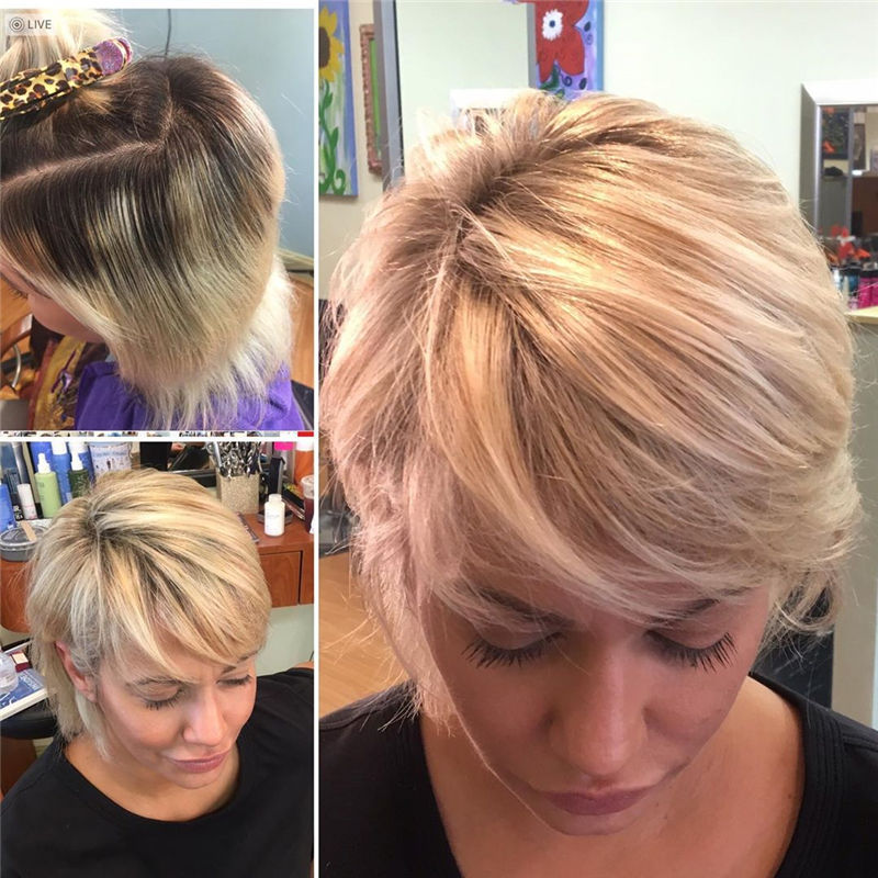 Short Layered Hairstyles To Make Your Hair Look Cool Page 25 Of 35 Hairstyle Zone X