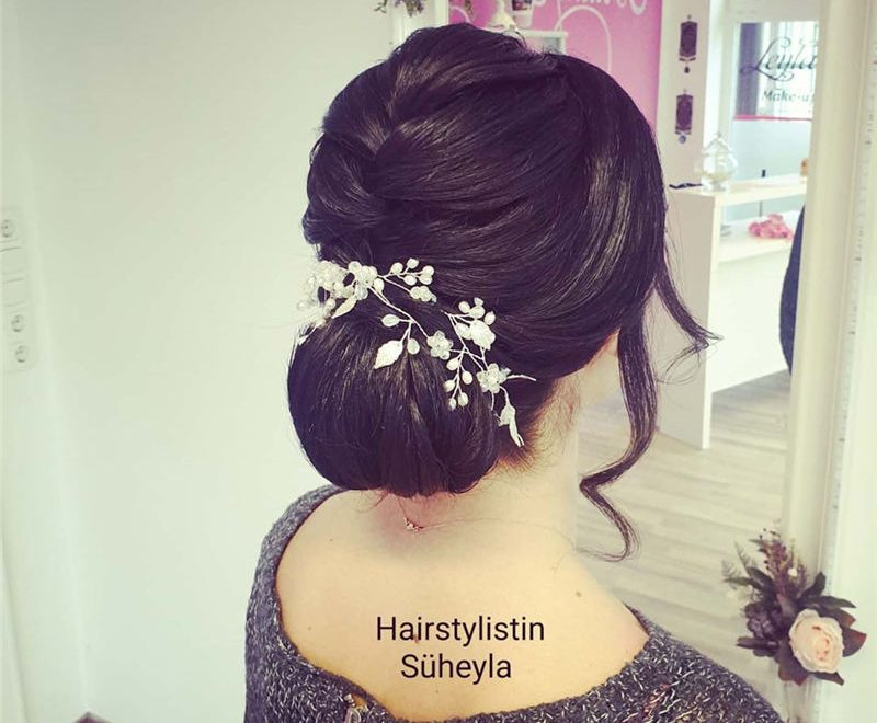 Stunning Wedding Hairstyles for Women That Are Great 13