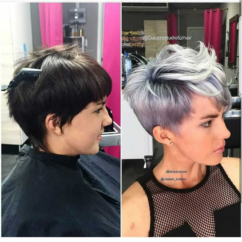 The Latest Pixie Haircuts For A Trendy Look-14