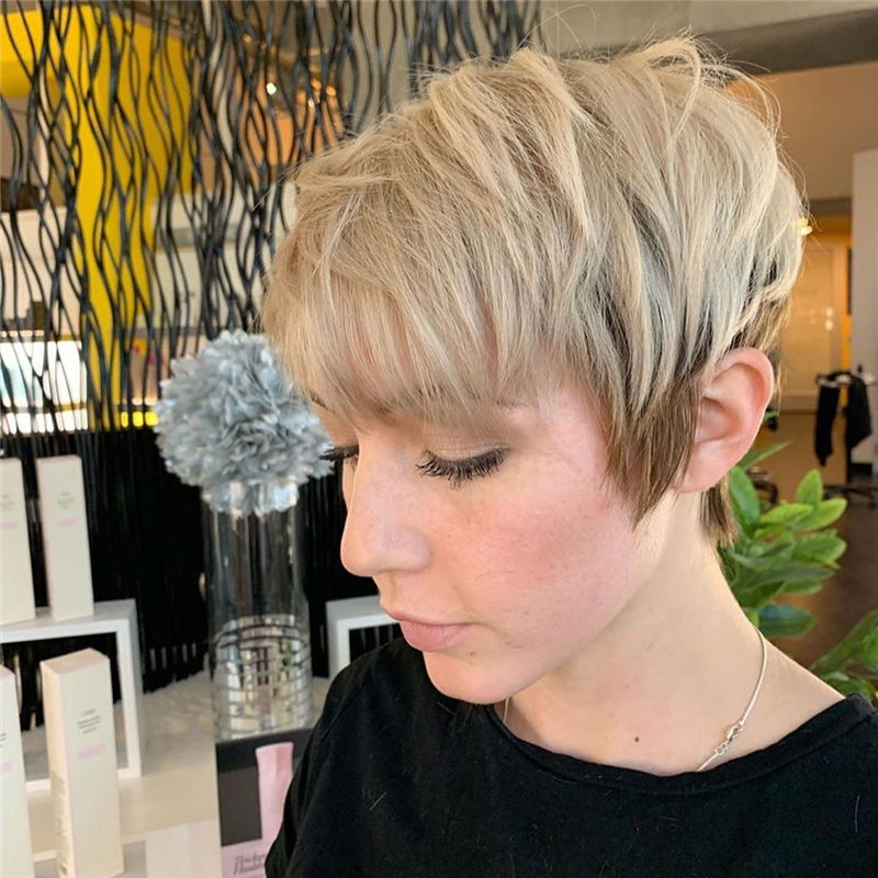 The Latest Pixie Haircuts For A Trendy Look-20