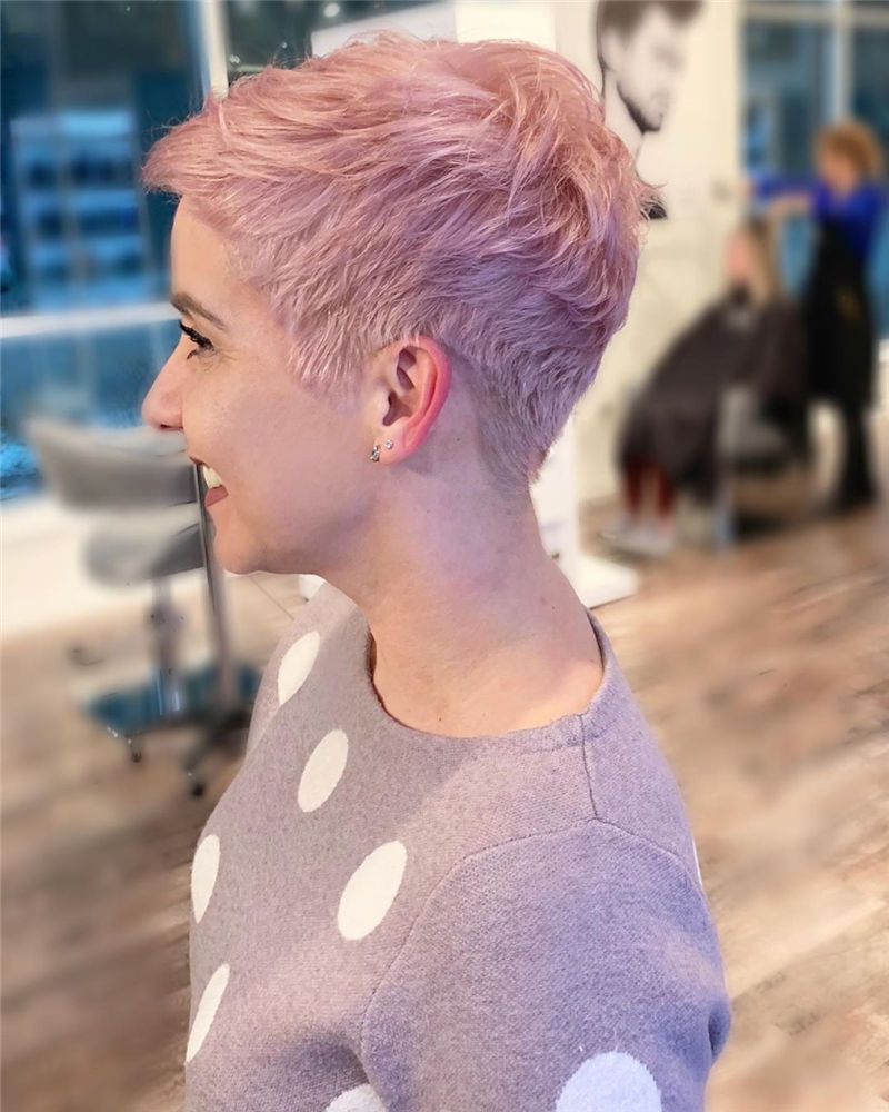 The Latest Pixie Haircuts For A Trendy Look-27
