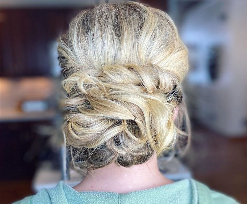 Trendiest Updo Hairstyles for Long, Medium Hair-32