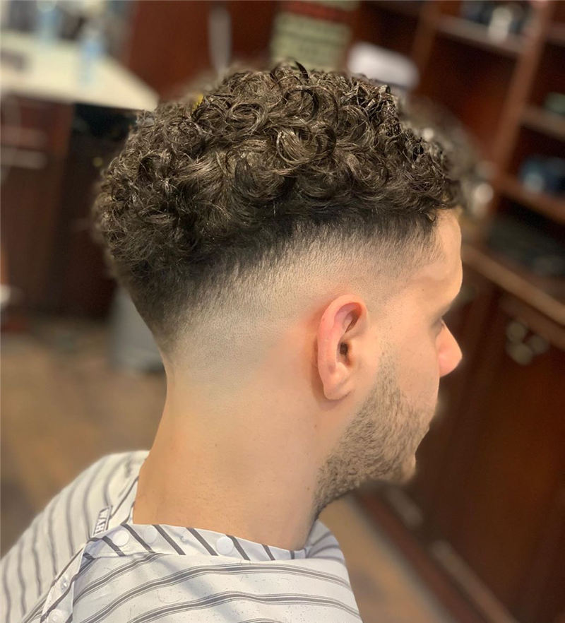 Trending Mens Hairstyles with Highlights for 2020 09