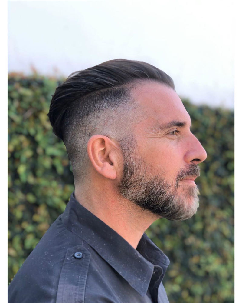 Trending Mens Hairstyles with Highlights for 2020 11