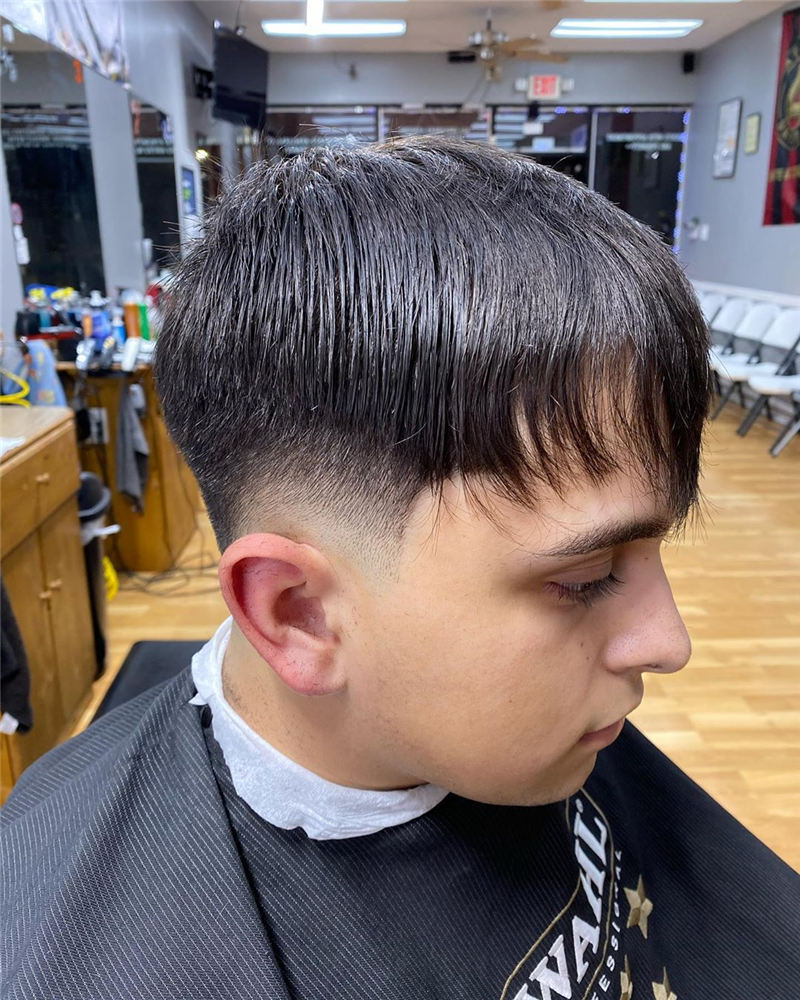 Trending Mens Hairstyles with Highlights for 2020 14