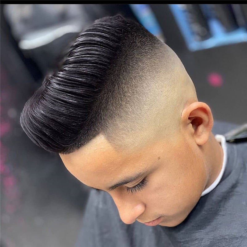 Trending Mens Hairstyles with Highlights for 2020 25