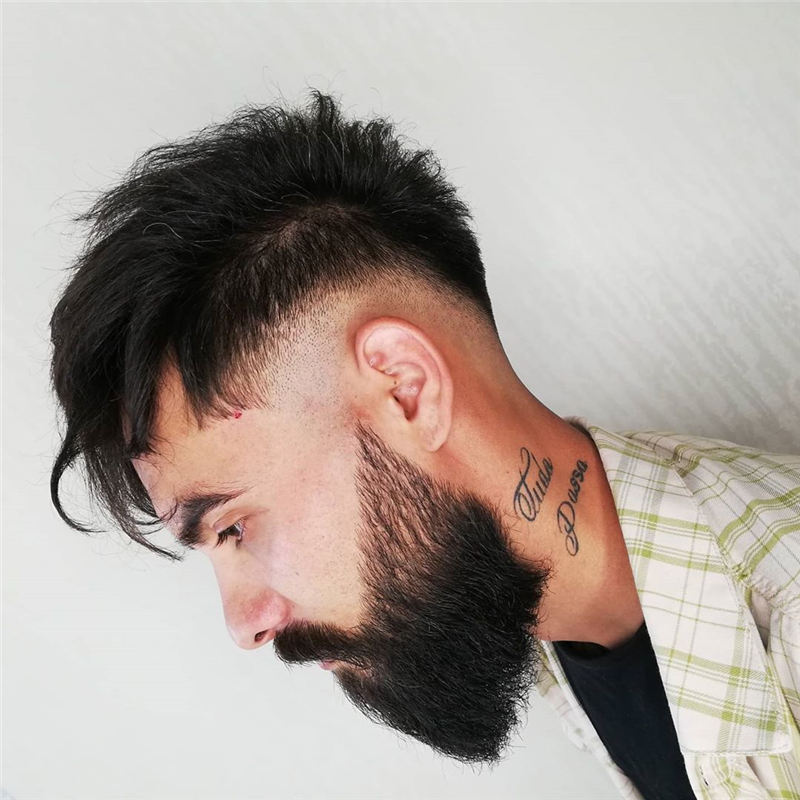 Trending Mens Hairstyles with Highlights for 2020 34