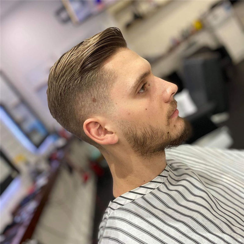 Trending Mens Hairstyles with Highlights for 2020 38