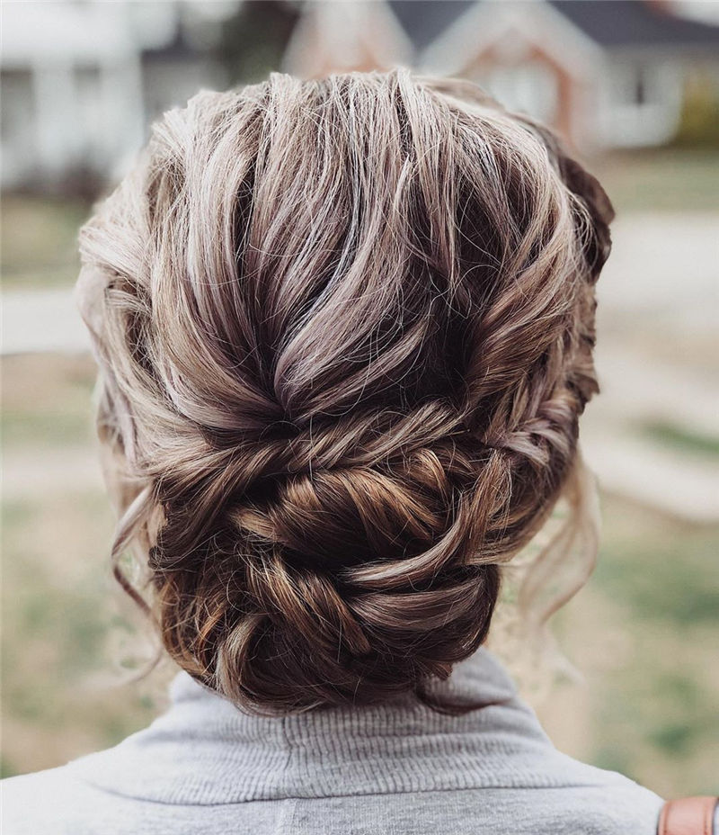 Amazing Updo Hairstyles That You Should Try 2020 01