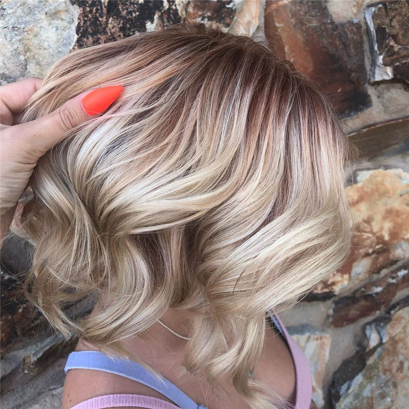 Best Bob Haircuts and Hairstyles You Cant Miss 01