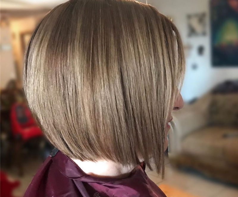 Best Bob Haircuts and Hairstyles You Cant Miss 33