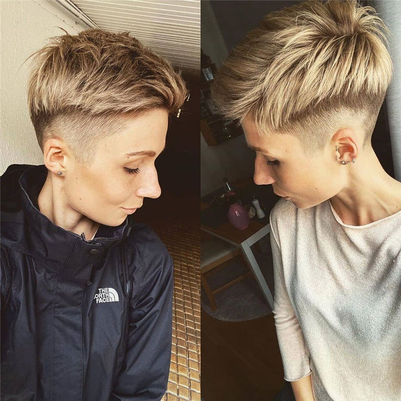 Best Pixie Haircuts for Women to Look Gorgeous 2020 08
