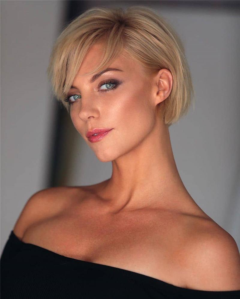 Best Pixie Haircuts for Women to Look Gorgeous 2020 11