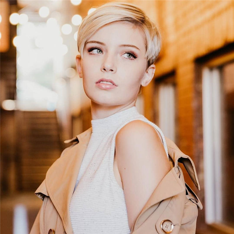 Best Pixie Haircuts for Women to Look Gorgeous 2020 18