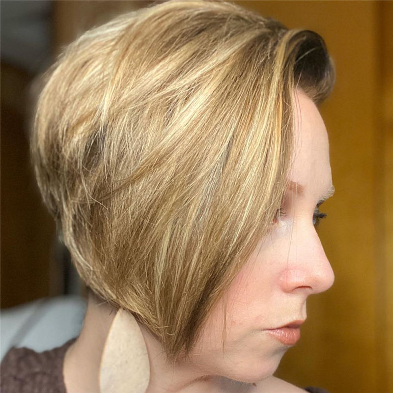 Best Pixie Haircuts for Women to Look Gorgeous 2020 24
