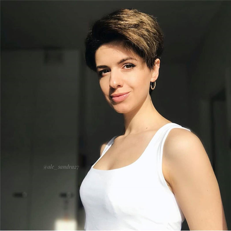 Best Pixie Haircuts for Women to Look Gorgeous 2020 28