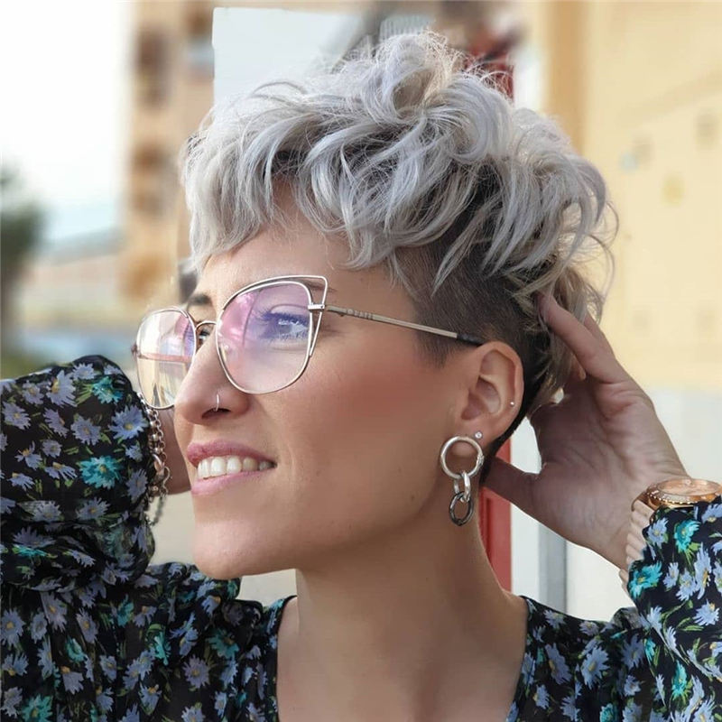 Best Pixie Haircuts for Women to Look Gorgeous 2020 36
