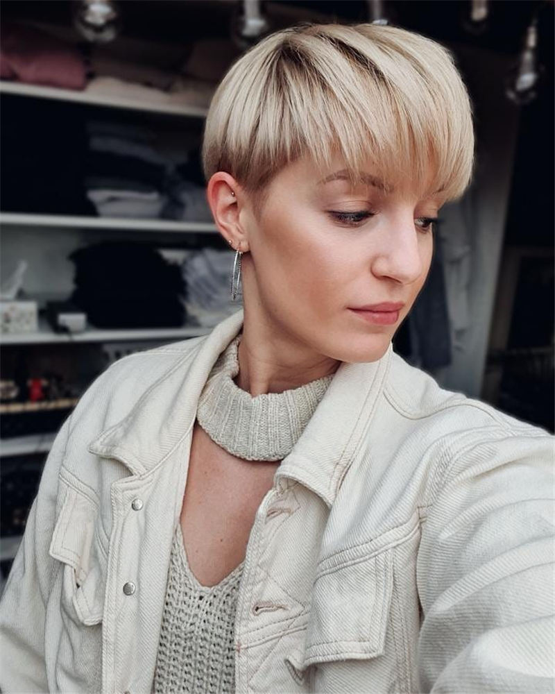 Best Pixie Haircuts for Women to Look Gorgeous 2020 37