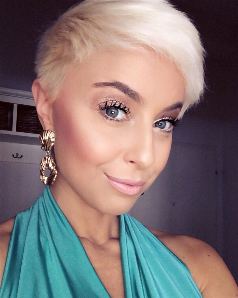 Best Pixie Haircuts for Women to Look Gorgeous 2020 42