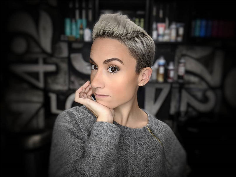 Best Pixie Haircuts for Women to Look Gorgeous 2020 45