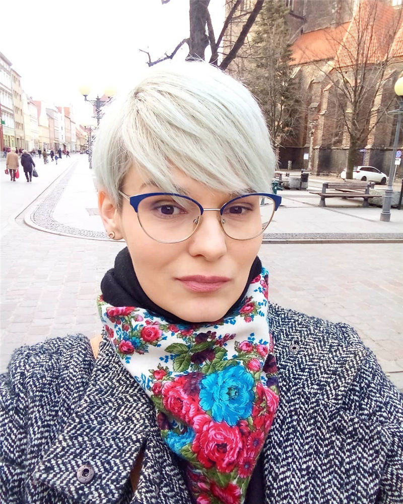 Best Pixie Haircuts for Women to Look Gorgeous 2020 46