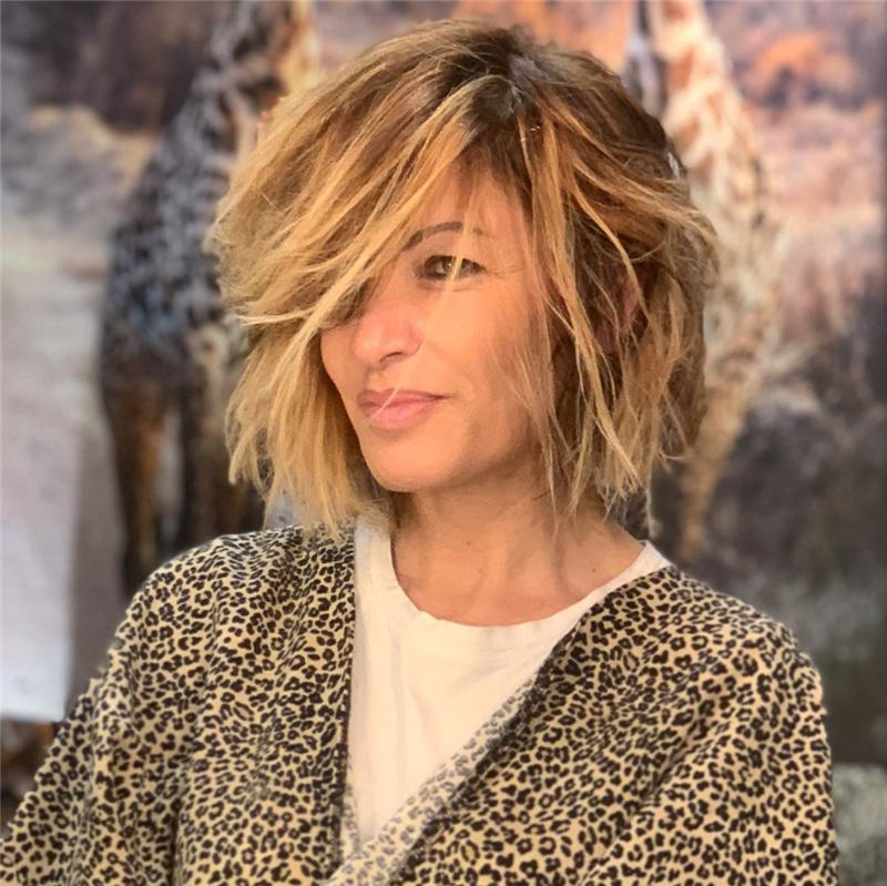 Best Short Bob Haircuts That Can Make You Looks Cute 33