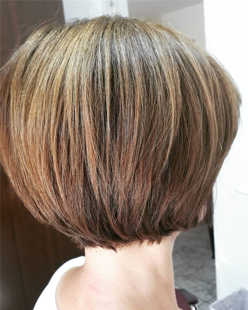 Best Short Bob Haircuts You Cant Miss for 2020 10