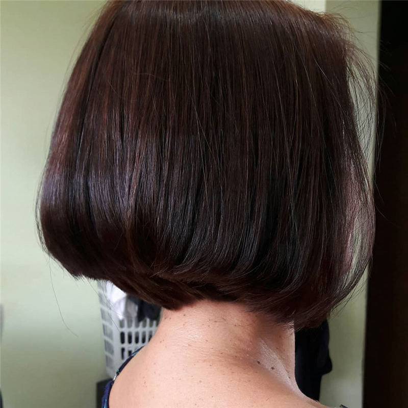 Best Short Bob Haircuts You Cant Miss for 2020 14