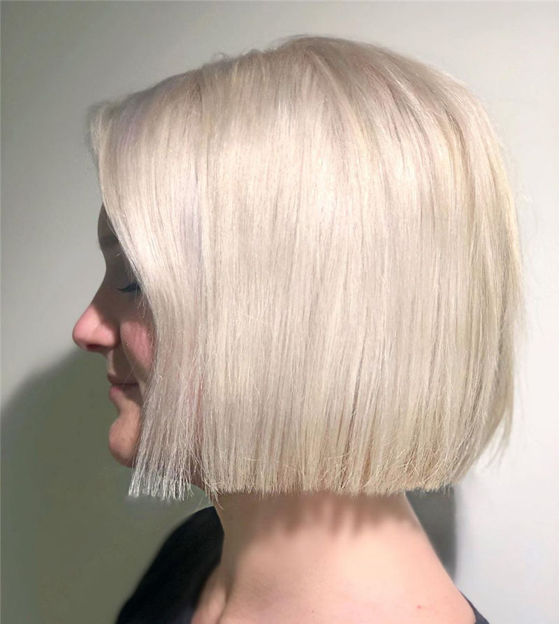 Best Short Bob Haircuts You Cant Miss for 2020 18