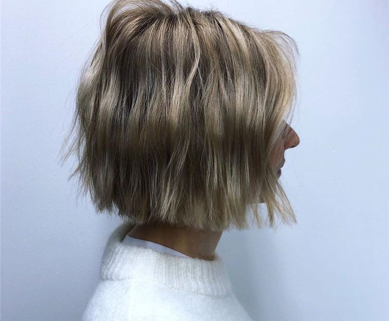 Best Short Bob Haircuts You Cant Miss for 2020 27