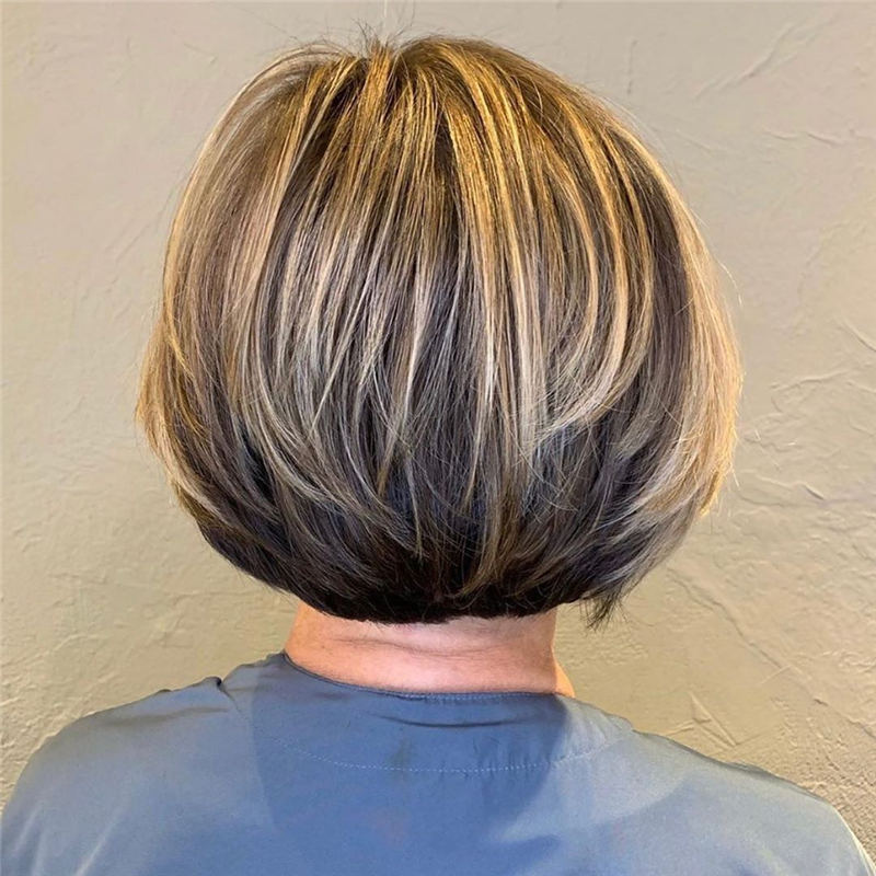 Best Short Bob Haircuts You Cant Miss for 2020 39