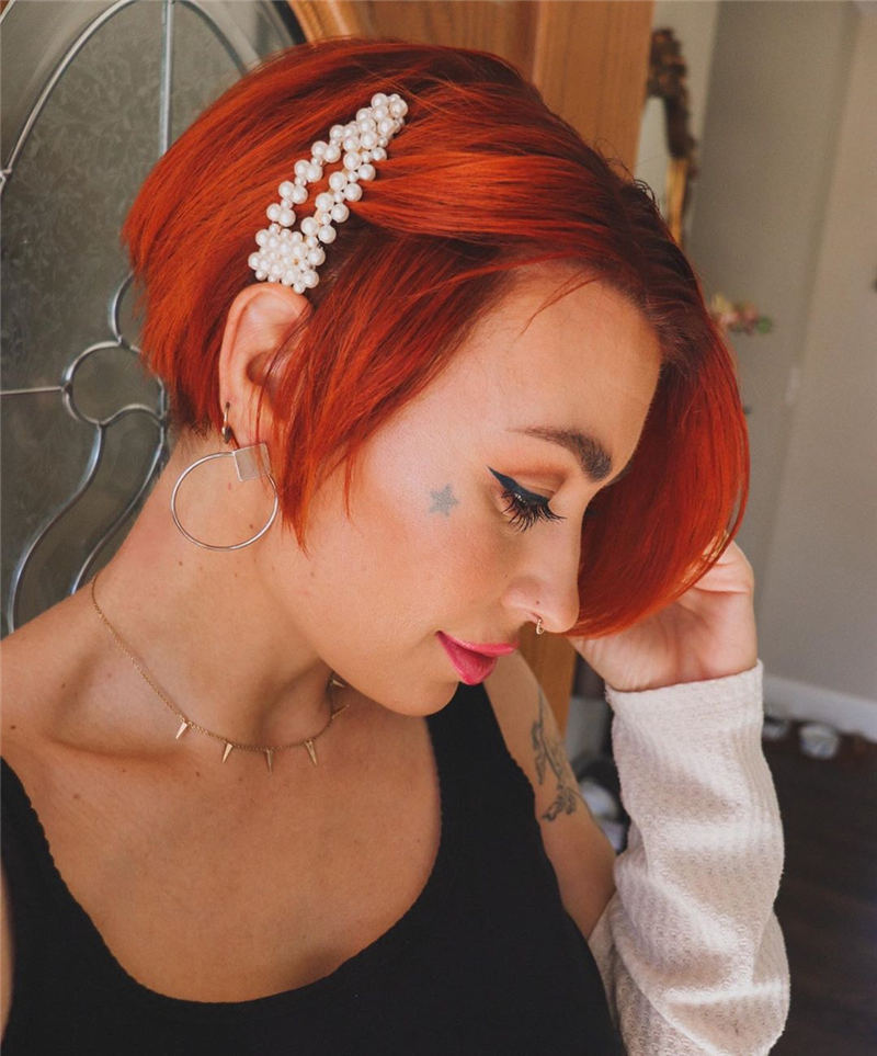 Best Short Bob Haircuts You Cant Miss for 2020 41
