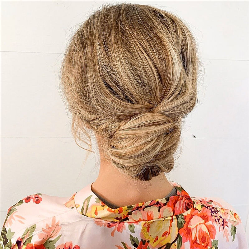 Best Updo Hairstyles to Look Fabulous 2020 01