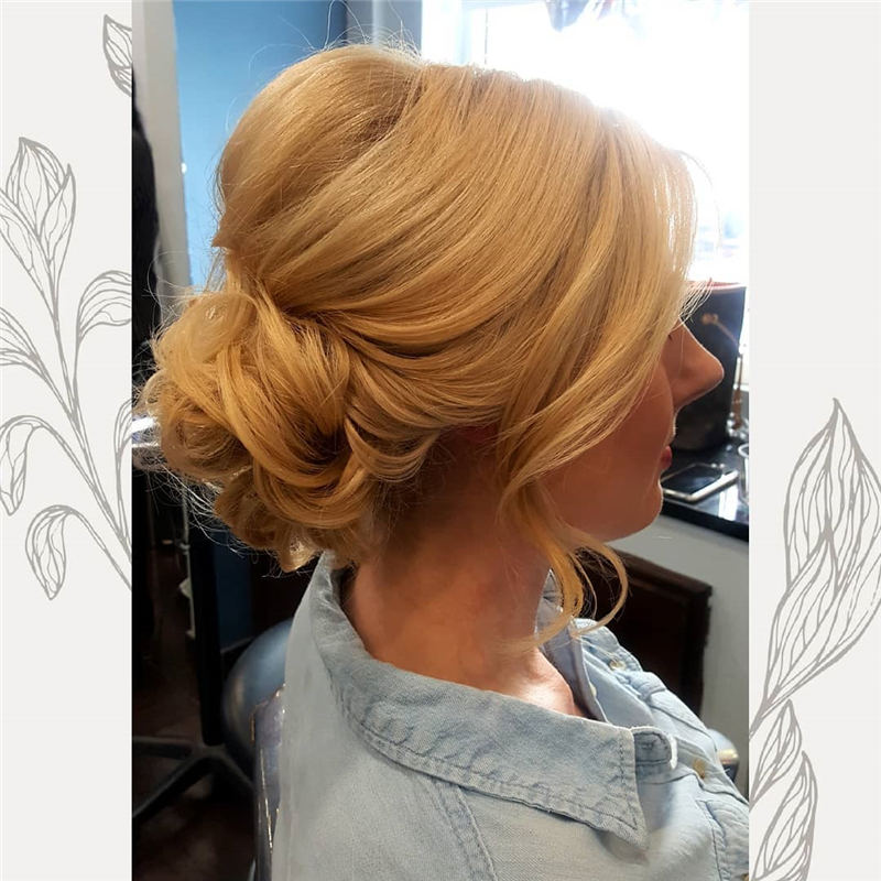 Best Updo Hairstyles to Look Fabulous 2020 20