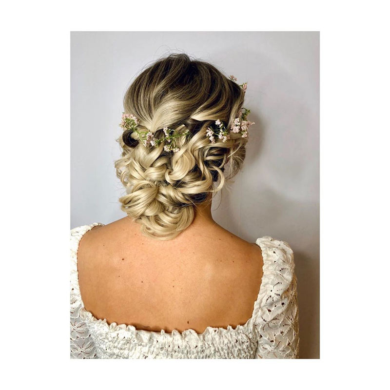 Best Updo Hairstyles to Look Fabulous 2020 21