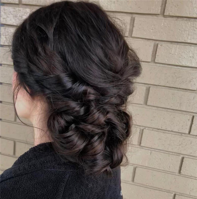 Best Updo Hairstyles to Look Fabulous 2020 24