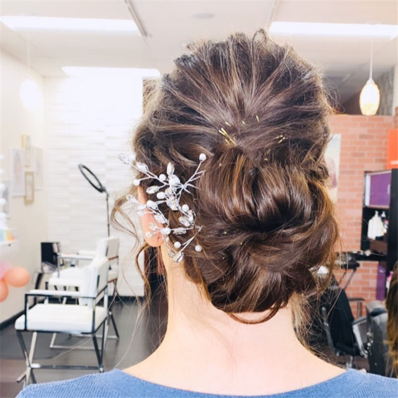 Best Updo Hairstyles to Look Fabulous 2020 35