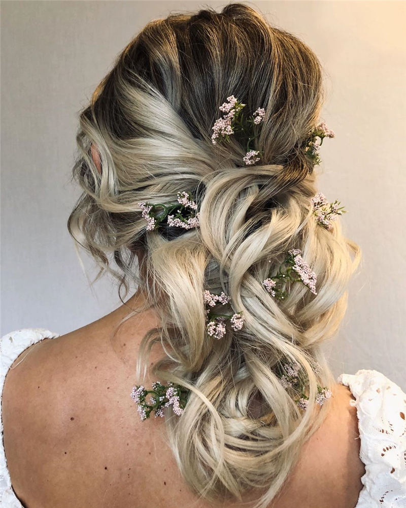 Best Updo Hairstyles to Look Fabulous 2020 38